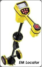 EM locator equipment